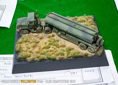B5 - M931 with M969 trailer - Ewan Forbes