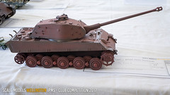 J2 - King Tiger Porsche Turret - Harrison