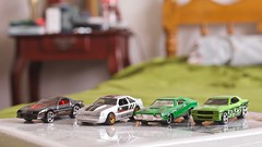 [Car() for n in range(4)] (Gamaliel E. M.) Tags: car toys four 4