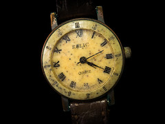 420 (Dave Heise) Tags: 420 watch time relic quartz macro