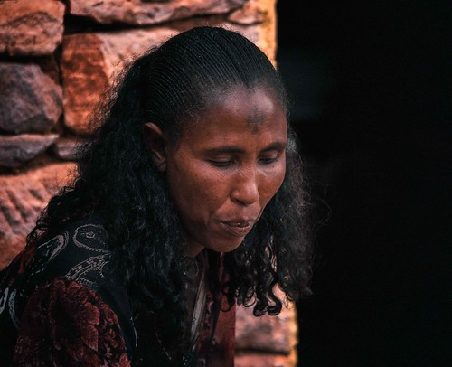 Tigray Woman