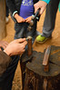 Tapping away (radargeek) Tags: homesteadheritage homesteadfair 2016 waco texas tx craft hammering