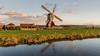 Sunset in the Molenwaard (Wim Boon (wimzilver)) Tags: wimboon windmill alblasserwaard nederland netherlands natuur nature sunset holland leelandscapepolariser canoneos5dmarkiii canonef2470mmf28liiusm molenwaard