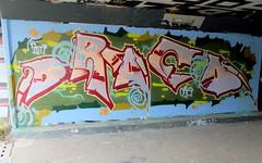 Graffiti Overschie (oerendhard1) Tags: graffiti streetart urban art rotterdam tunneltje underpass overschie draco org drg