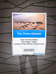 2017.12.06 ThriveKitchen with Chef Linda Shiue, MD, Kaiser Permanente Mission Bay, San Francisco, CA USA 1208