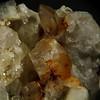 X20.  Juurakko, sama näyte, same specimen, quartz, feldspar (pegmatite96) Tags: crystal kristall juurakko feldsparquarry quartz feldspar finland eräjärvi orivesi finnland mineraler sten stensamling mineralcollection mineralphotography kivikerho