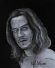 Jaqen H'ghar (ramyasadasivam) Tags: realisticpainting portrait portraitpainting realisticart drybrush gameofthrones hbo