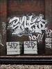 Enta (Alex Ellison) Tags: enta trackside railway northwestlondon chrome urban graffiti graff boobs