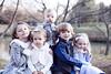 Ellington Kids Christmas (lindsaysolo521) Tags: kids children cousins outdoor quietwaterspark park leaves winter christmas holiday photography canon5d siblings lake pond bridge love