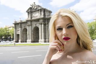 Por la Puerta de Alcalá...