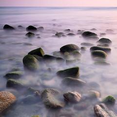 DSC_0459 (pattana92392) Tags: seawave sea longexposure sunset coast water fineart stone