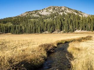 Lassen Peak & Kings Creek