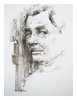 P1017321 (Gasheh) Tags: art painting drawing sketch portrait man pencil pastel gasheh 2017