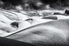 Infinitely White... (Ody on the mount) Tags: anlässe berge dolomiten em5 himmel mzuiko1250 omd olympus schnee schneeschuhtour sennes urlaub winter wolken bw clouds monochrome mountains sw sky weis white