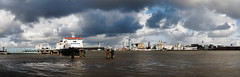 47/52: the River Mersey at Birkenhead (nickcoates74) Tags: a6300 birkenhead ilce6300 mersey river rivermersey sel1650 sony waterfront wirral uk steampacket ship panorama pz1650mmf3556 52weeks 52 affinityphoto