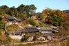 Yangdong Folk Village 良洞村 (MelindaChan ^..^) Tags: gyeongju skorea 韓國 慶州 yangdong folk village 良洞村 yangdongfolkvillage 村 rural heritage history life chanmelmel mel melinda melindachan korean unesco rooftop roof house home shrine