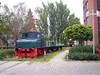 BeHaLa L2 Berlin-Westhafen 22.09.2008 (moorbahner71) Tags: eisenbahn deutschland railway germany digi nikon cmk behala berliner hafen lagerhaus berlin westhafen lokomotive ellok denkmal