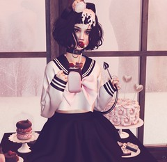 Wanna Lick ( ͡°❥ ͡°) (♥Puppet♥) Tags: secondlife puppet hazy tram suicidalunborn kotte insol uber cookishfair food snacks whimsical