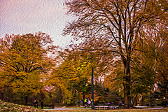 1341_0480FLOP (davidben33) Tags: newyork central park street streetphotos people nature trees bushes leaves colors green yellow blue sky cloud lake portraits women girl cityscape landscape autumn fall 2017 beauty