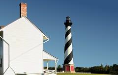 Cape Hatteras National Seashore (cb|dg photo) Tags: capehatteras lighthouse capehatteraslight buxton northcarolina obx outerbanks capehatterasnationalseashore museumofthesea