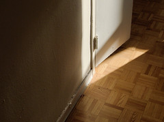 Light On The Floor (Umer Javed) Tags: light floor indoor interior f49 fujifilm xq1 art detail abstract wall ray shadow mystery street architecture details zoom wood door lines geometry pattern bold leading hinge home house apartment living moments fleeting cast