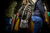 Underground snapshot (zilverbat.) Tags: underground zilverbat snapshot peopleinthecity metro people urbanlife bild urbanvibes portrait image canon portret postcard photography city cinematic candidphotography candid streetphotography urban streetcandid streetlife straatfotografie straatfotograaf streetscene scenery ubahn germany deutschland duitsland owl handbag bag social print jeans fashion vibes stadt