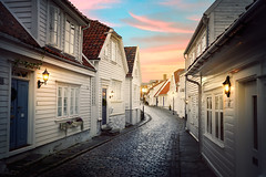 Old Town (Michael Espeland) Tags: town street architecture a7ii amazing adventure afternoon artwork artistic amateur art beautiful beauty composition colorful city color clouds colors contrast clarity cloudy cc calm cityscape chill citystreets downtown daytime design daylight explore exposure evening europe environment light sunset