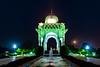 Baradari (Mansoor Bashir) Tags: islamabad pakistan canon 6d monument landmark night long exposure dome culture