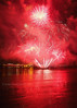 River of Light Fireworks (.annajane) Tags: river rivermersey longexposure night dark liverpool uk england merseyside firework red bonfirenight reflection 5thofnovember fireworks riveroflight2017 water sky smoke