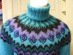 Mohair fetish Icelandic wool sweater (Mytwist) Tags: icelandic style mohair polo neck jumper liwonde itchie turtleneck tn tneck wool design fashion lopi love fetish