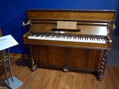 Liszt's favorite upright piano (Erard 1844), Schubert club museum (ali eminov) Tags: saintpaul minnesota landmarkcenter museums schubertclubmuseum musicalinstruments piano uprightpiano