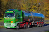 VOLVO FH - HARRY LAWSON Broughty Ferry (scotrailm 63A) Tags: lorries trucks tankers lawson