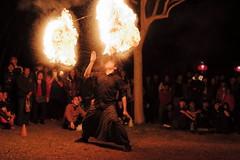 IMG_5630M 火舞 (陳炯垣) Tags: performance street festival fire