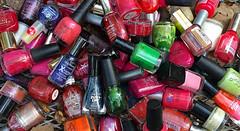 Live Vividly! (BKHagar *Kim*) Tags: bkhagar color colorful fingernailpolish polish paint acrylic