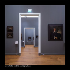 Rahmen / frames (H. Roebke (offline for a while)) Tags: canon1635mmf28lisiii de canon5dmkiv color farbe frames museum germany quadrat 2017 landesmuseum hannover lightroom rahmen art kunst
