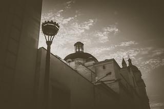 Cúpula de la Basílica y convento de San Pedro