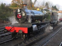 IMG_7953 - GWR 7800 'Manor' Class 7802 Bradley Manor (SVREnthusiast) Tags: severnvalleyrailway svr severnvalley severn valley railway gwr7800manorclass7802bradleymanor gwr 7800manorclass 7802 bradleymanor