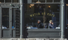 Windows (Photo Alan) Tags: gastown vancouver city cityscape cityofvancouver windows food restaurant street streetphotography streetpeople people candid canada lights