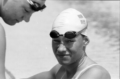203 Swimming EM 1991 Athens