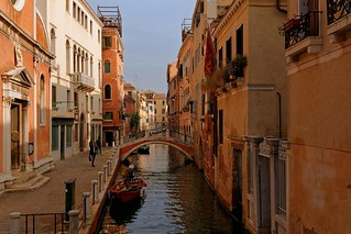 Venice : Rio di San Felice