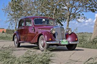 Mercedes-Benz 170 D Limousine 1949 (3538)