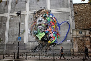 Bordalo II_0893 2 rue du Chevaleret Paris 13