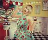 Indulge (Ena Roane) Tags: cupcake bakery avatar avi secondlife 2ndlife mesh candy retro diner astralia elikatira