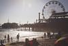 (All in my Mind    Photography) Tags: usa unitedstates america california losangeles santamonica sea beach people park rollercoaster