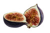 Fig (Magda Banach) Tags: canon fig fruit macro food
