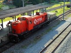 CPTM Alco MLW RS-3 6006 (Valber Santana) Tags: alco cptm itaquaquecetuba itaquá locomotiva locomotive variante de poá linha f 12 safira estação efcb rffsa escoteira diesel mlw