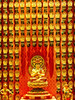 Buddha Tooth Relic Temple (Steve Brewer Photos) Tags: buddhatoothrelictemple singapore buddha buddhism temple gold colour colours color colors religious red statue singaporechinatown chinatown