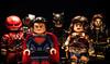 All in (Sir Prime) Tags: lego dc dceu superman batman wonderwoman cyborg theflash aquaman custom moc