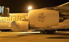ZRH/LSZH: Emirates A380-841  A6-EUL (Roland C.) Tags: aircraft airplane airport switzerland zrh lszh flughafenzürich flughafenzuerich airportzurich airbus a380 a380800 a380841 a6eul emirates emiratesairlines ek