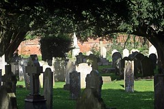 St Giles & St Nicholas' Church - Sidmouth, Devon - 2017 (Dis da fi we) Tags: st giles nicholas church sidmouth devon